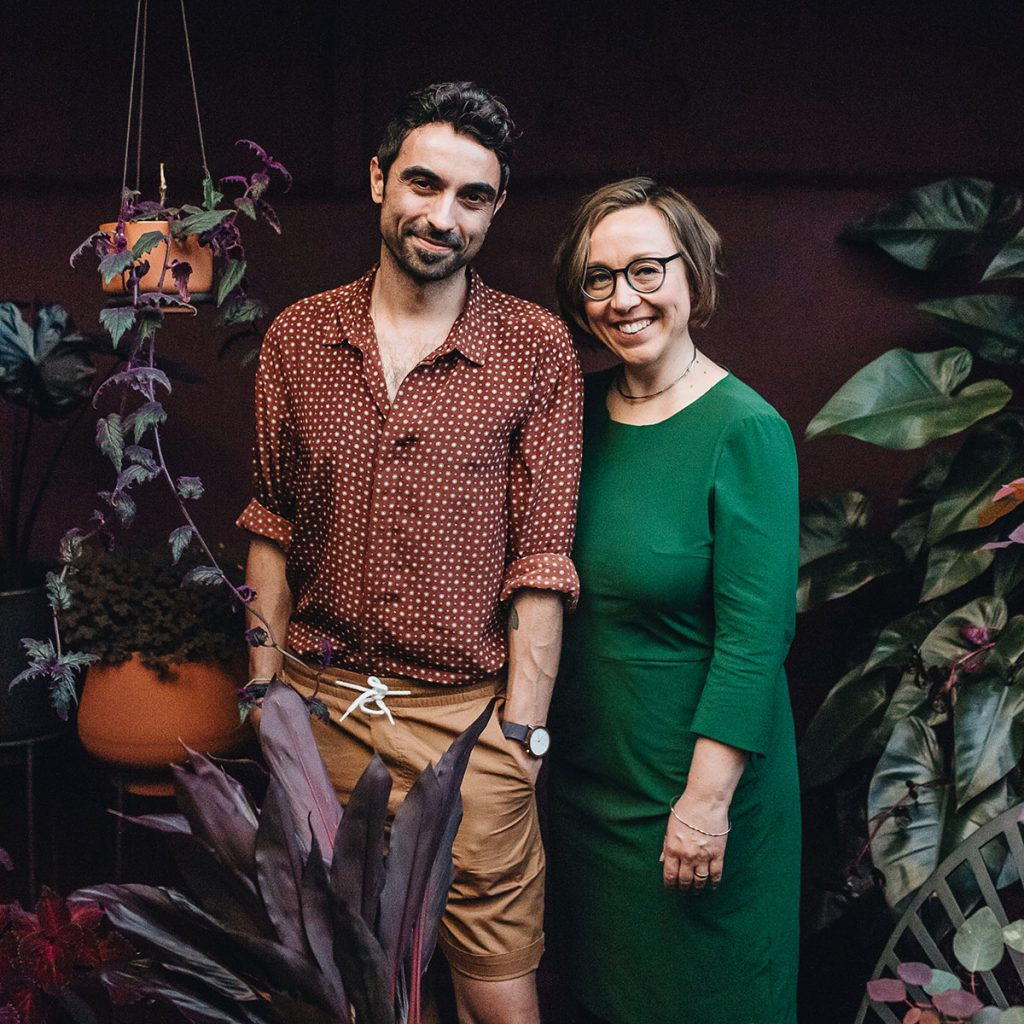 Urban Jungle Bloggers - Igor Josifovic and Judith de Graaff