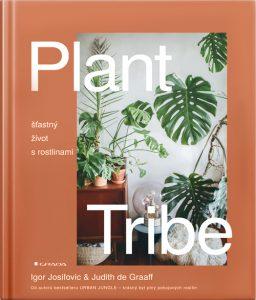 Plant Tribe book in Czech - Plant Tribe šťastný život s rostlinami